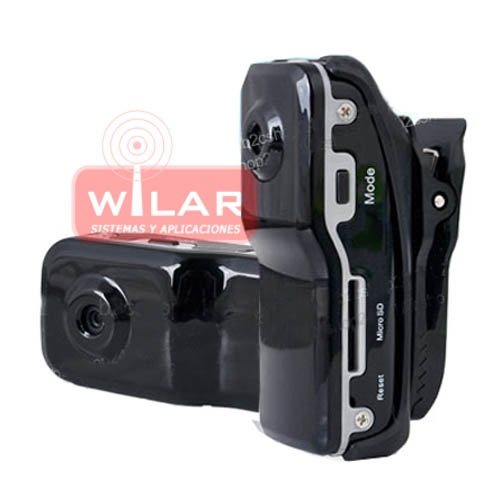 VIDEO CAMARA MINI DV GRABACION 30FPS WI-MD80