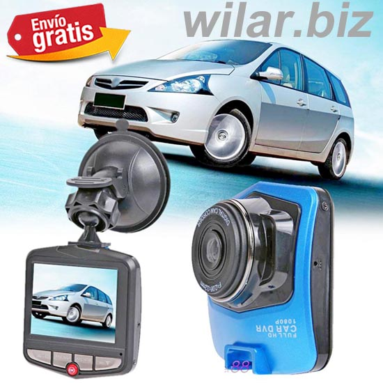 CAMARA VIDEO GRABADORA COLOR DIGITAL FULL HD 1080P